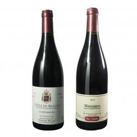 Bourgogne Chardonnay 2015 - Carton de 6 btls