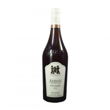 Arbois Poulsard 2016 - Le carton de 6 bouteilles
